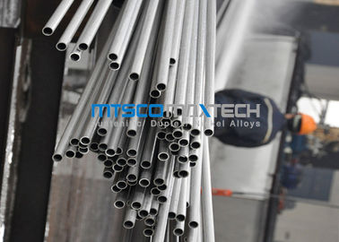 China 25.4mm Industrial Duplex Steel Tube ASTM Annealed / Pickled For Heat Exchanger factory