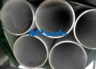 ASTM A789 Annealed / Pickled Duplex Steel Pipe 2 1 / 2 Inch For Fluid Industry