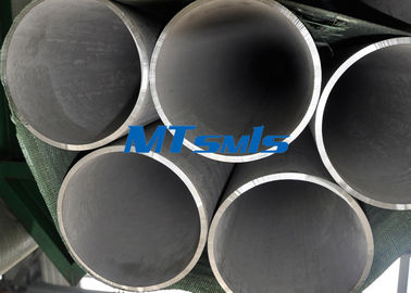 China S32205 / S32750 ASTM A790 Duplex Steel Pipe With Annealed / Pickled Surface supplier