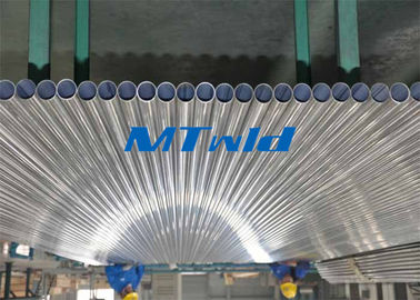 China TP304 / 316L 1.4306 / 1.4404 Stainless Steel Welded Tube With Bright Surface supplier