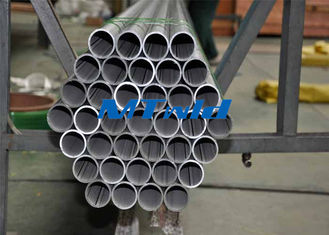 China TP309S / 310S Stainless Steel Welded Tube 0 SWG - 40 SWG Wall Thickness supplier