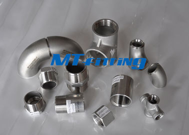 ASME / ANSI B16.9 F51 / F53 S31803 / S32750 Duplex Steel Concentic Reducer Pipe Fitting