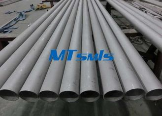 China 8 Inch TP316L Stainless Steel Seamless Pipe ASTM A213 / A269 For Food Industry supplier