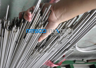 China Fluid / Gas Stainless Steel Instrument Tubing TP317 With Bright Annealed Surface supplier