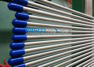 China 3 / 8 Inch TP316L / 316Ti Stainless Steel Hydualic Tubing With Bright Annealed Surface factory