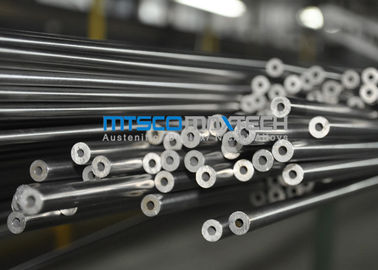 China Stainless Steel Hydraulic Tubing / Tube ASTM A269 Standard ASTM A213 Standard supplier