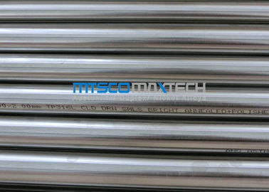 China 18SWG TP309S / 310S Stainless Steel Precision Tubing , ASTM A213 Seamless Tube factory