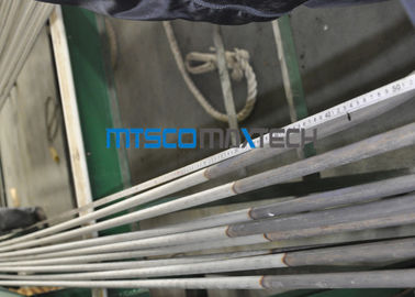 China 4.76Mm TP316L / 1.4404 Straight round steel tubing / welding stainless steel tubing factory