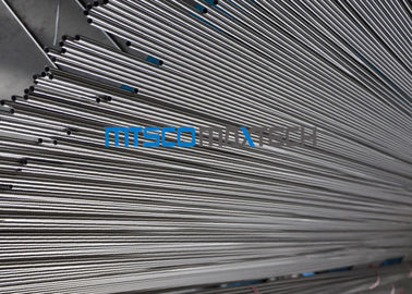 China Cold rolled Small Diameter stainless steel round tube ASTM A269 S30403 / S31603 factory