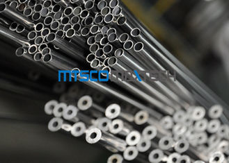 China S31600 / S31603 ASTM A213 Stainless Steel Round Tube Ss Pipes For Oil Industry factory