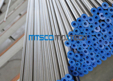 China 1.4550 Stainless Steel Seamless Tube Bright Annealed Surface / Pickling Surface supplier