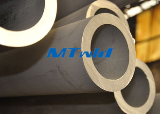 Double Welded Stainless Steel Pipe ASTM A358 / ASME SA358 S31603 / 1.44101