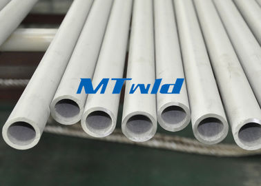 Double Welded Stainless Steel Pipe ASTM A358 / ASME SA358 S31603 / 1.44101 supplier