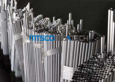 China TP316L / 1.4404 Cold Drawn small diameter stainless steel tubing for chromatography industry supplier