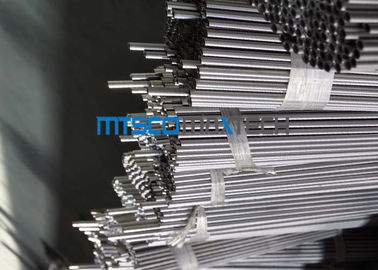 China ASTM A213 TP317L Stainless Steel Seamless Tube , Cold Rolld tubing For Fluid And Gas factory