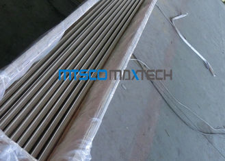 China 6mm TP317 Bright Annealed Tube , Small Diameter ERW Stainless Steel Pipe factory