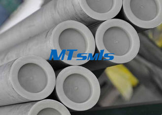 Austenitic ss seamless pipes , steel round tube ASTM A312 / ASME SA312 TP317
