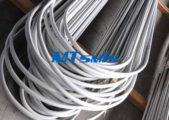 China ASTM A249 / ASME SA249 Heat Exchanger Tube , ERW Stainless Steel Welded Tube factory