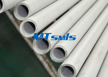 China 10BWG DN200 Stainless Steel Seamless Pipe Welded With Cold Rolled / Pickling Surface supplier