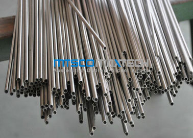 China Small Diameter Straight Stainless Steel Heat Exchanger Tubes Welded TP316 / 316L factory
