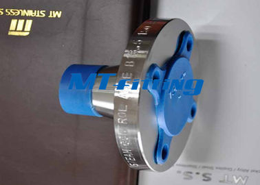 China ASME / ANSI B16.5 F347 / 347H Stainless Steel Welded Neck Flange RF factory
