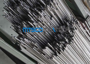China ASTM A269 / ASME SA269 TP321 / 321H Stainless Steel Instrument Tubing , Thickness 0.5-20mm factory