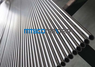 China TP316 / 316L Stainless Steel Instrumentation Tubing With Bright Annealed Surface factory
