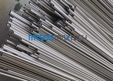 China 24SWG 	Precision Stainless Steel Tubing For Instrumention , TP304 / 304L With Bright Annealed Surface factory