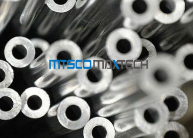 China S31600 / S31603 Stainless Steel Precision Seamless Cold Rolled Tubing With Bright Annealed Surface factory