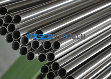 China 10 / 12 / 14SWG Precision Seamless Stainless Steel Pipe With Cold Rolled For Medical Industry factory