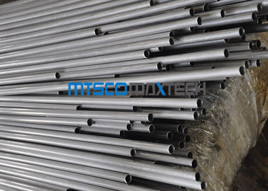 Small Diameter Duplex Steel Tube ASTM A789 / A790 F51 / F53 Cold Drawn Pipe