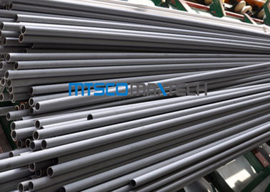 China Annealed / Pickeled Duplex Steel Tube Sch40 ASTM A789 F53 Seamless Steel Pipe factory