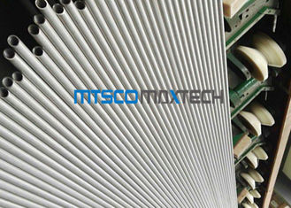 China S32750 / S32760 Small Diameter Duplex Steel Tube 0.71mm - 25.4mm Wall Thickness factory