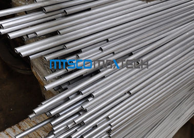 16SWG S31803 / 2205 Duplex Steel Tube With Pickling Surface For Oil Refinery