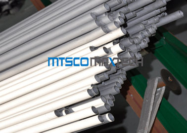 China 2507 / 2205 duplex stainless steel tubing ASTM A789 For Sea Water Treatment factory