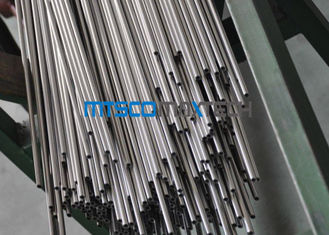 ASTM A789 1 / 2 Inch S31803 1.4462 Duplex Stainless Steel Tube With High Tensile Strength