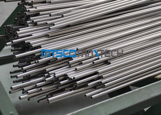 1.4462 / 1.4410 Cold Rolled Duplex Steel Welded Tube ASTM A789 / ASME SA789