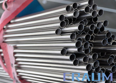 Alloy K500 / UNS N05500 Seamless Nickel Alloy Tube Cold Rolled ASTM B163 B165