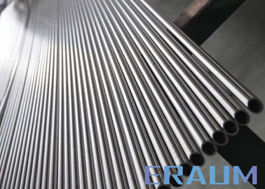 China UNS N06600 / Inc 600 Nickel Alloy Tube  21.3 x 2.11 mm , Nickel Alloy Steel supplier