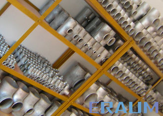 China Alloy 625 / UNS N06625 Nickel Alloy Steel Welded Fitting , Elbow , Tee , Reducer supplier