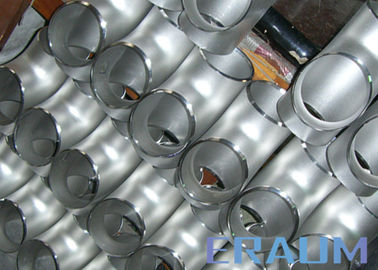 China Alloy 600 Nickel Alloy Steel Equal & Reducing Tee Inconel Nickel Alloy Fittings supplier