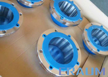China PN150 ASTM A366 Alloy K500 / UNS N05500 Nickel Alloy Steel Socket Welding Flange factory