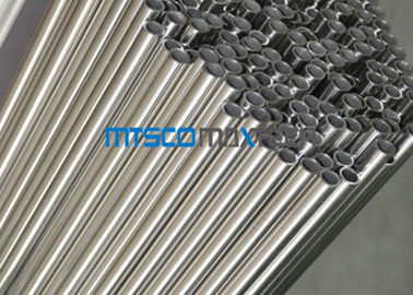 China ASTM A270 TP304 / 304L Stainless Steel Welded Tube For High Pressure Power Boiler factory