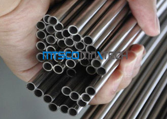 China ASTM A213 / A269 Stainless Steel Sanitary Tube for Medical Industry factory