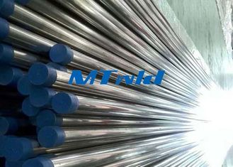 China Stainless Steel Welded Tube ASTM A789 UNS S31803 / 2205 / 1.4462 For Coatings factory