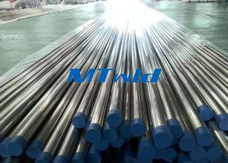 China TP321 / TP347 ASTM A249 Welded Stainless Steel Tubing , Sanitary Water Tube factory