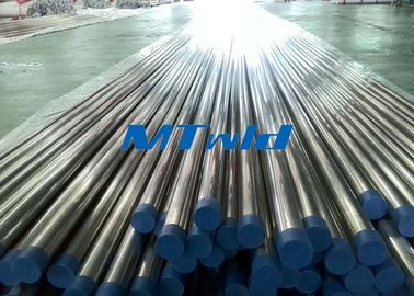 China TP321 / TP347 ASTM A249 Welded Stainless Steel Tubing , Sanitary Water Tube supplier