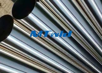 China TP321 / 321H ERW Stainless Steel Welded Tube For Sewage Engineering factory