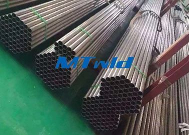 China SAF2205 / 2507 Duplex Stainless Steel Welded Tube For Condenser factory