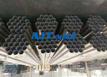 China EFW Bright Annealed Welded Stainless Steel Tubing For Industry Petroleum factory